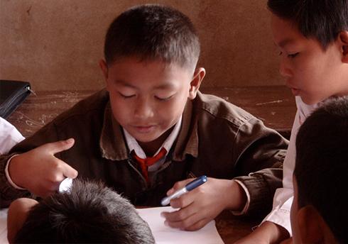 China Rural Kids Care